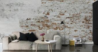 Inspiratie: de gaafste bakstenen muren in huis