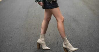 Trend van dit najaar: de sock boots
