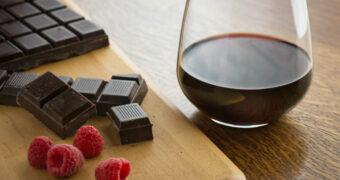Chocoladewijn van de Aldi: alsof er een engeltje over je tong plast