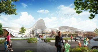 Een ultieme shopervaring in dit nieuwe, grootste winkelcentrum van Nederland
