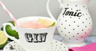 Verantwoord Gin & Tonic's drinken op elk tijdstip? Dat kan met deze Gin & Tonic Tea!