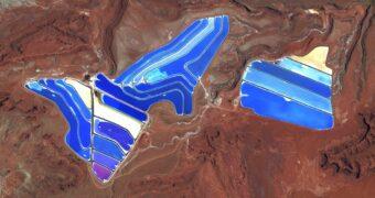 Deze satellietbeelden bewijzen dat de wereld mooier is dan je dacht
