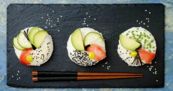 Deze sushi donut is hemels en zo maak je hem