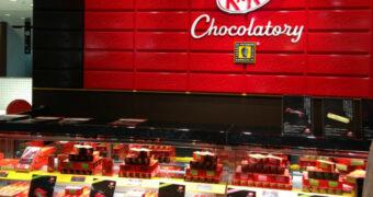 Er komt een KitKat winkel in Nederland waar je jouw eigen KitKat kunt ontwerpen