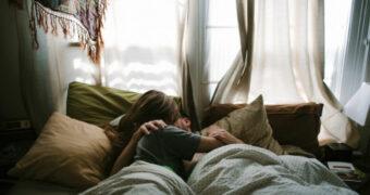 Samen slapen in de winter: voor jou hemels, voor hem de hel
