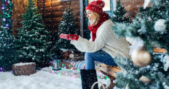 Droombaan met droomsalaris: huizen versieren tijdens kerst