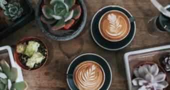 Nieuwe trend: groentenkoffie
