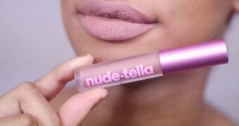 Deze Nude-tella lipsticks hebben de geur van Nutella