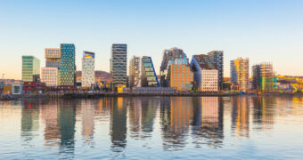 48 uur in hip en futuristisch Oslo