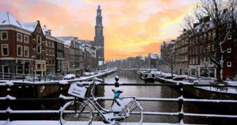 Dit is waarom je naar magisch Amsterdam moet in de winter