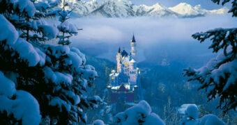 Op deze betoverende plekken zijn Disneyfilms geïnspireerd