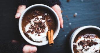 3x goddelijke recepten voor gezonde warme chocolademelk
