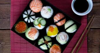 Sushi met een twist: heerlijke sushi bonbons