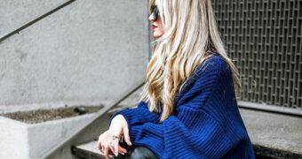 4 prachtige kleuren om te dragen bij blond haar