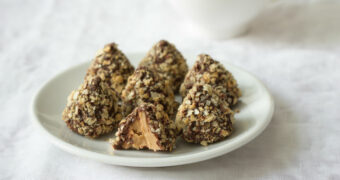 3x de lekkerste snacks met pindakaas