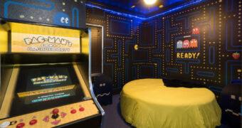 Deze Airbnb is de ultieme droom voor de spelletjesliefhebber
