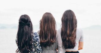 De mooiste bruine haartrends voor dit seizoen