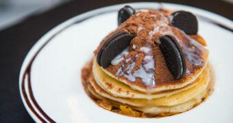 Oreo pancakes: het ideale ontbijtje voor de zaterdagmorgen