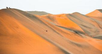 Bucketlist materiaal: sandboarden in Peru