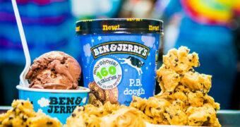 Ben & Jerry's komt met ijs met de helft minder calorieën