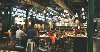 Dit zijn de gaafste food hallen van Europa