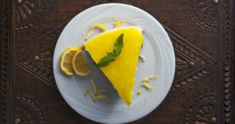 Deze Gin Tonic cheesecake is hemels lekker