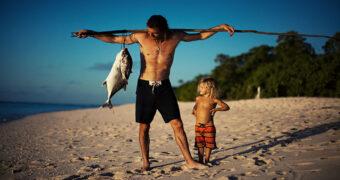 Het leven van dit reizende gezin werd op indrukwekkende manier verfilmd