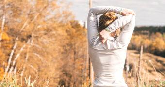 Verbeter je houding met deze oefeningen voor je rug