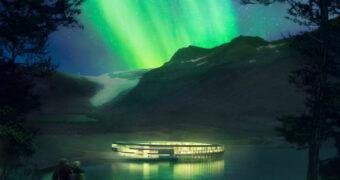Dit duurzaamste hotel ter wereld is de beste plek om het Noorderlicht te spotten