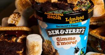 Dit is de nieuwste smaak van Ben & Jerry's