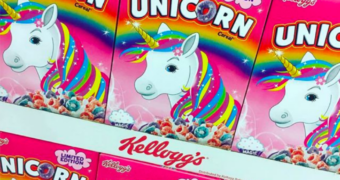 Unicorn Cereal: dessert als ontbijt