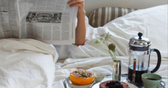 5 x breakfast in bed