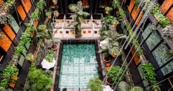 In dit hotel in Kopenhagen waan je je op Bali