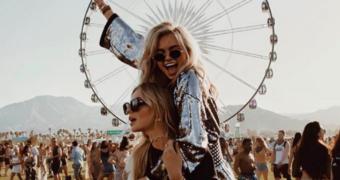 Dit waren de coolste looks van Coachella