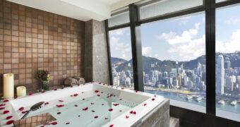 Bucketlist-material: de mooiste hotelbadkamers ter wereld