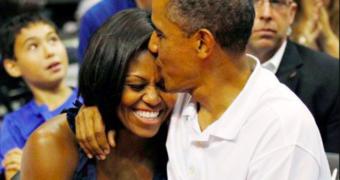 Michelle en Barack go Netflix