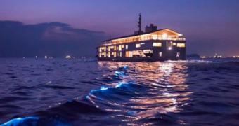 Voor de luxepoes: drijvend hotel in Japan
