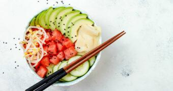 3x de lekkerste caloriearme bowls recepten