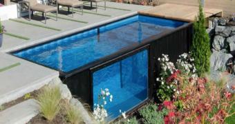 Dé toevoeging aan jouw achtertuin: het containerzwembad