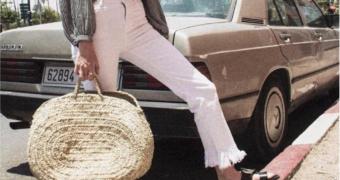 Zo draag jij… een witte jeans