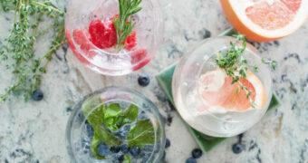 Gin Tonic ijs bestaat en nu wil je nooit meer iets anders