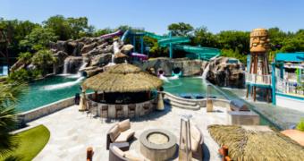 Droomhuis te koop met eigen wildwaterpark