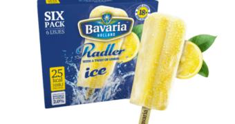 Radler ijsjes: de meest verfrissende knaller voor bij 30 graden