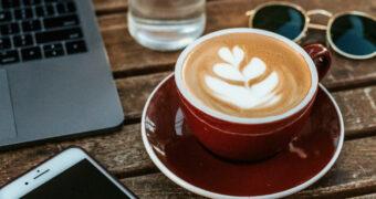 Voor iedereen die op de maandag niet zonder koffie kan