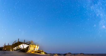 De Shipwreck Lodge in Namibië: een droom voor avonturiers