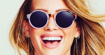 Hilary Duff deelt filmpje van stalker op Instagram