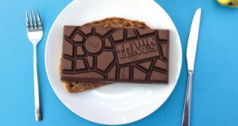Stop met wat je aan het doen bent: nieuwe smaak Tony Chocolonely