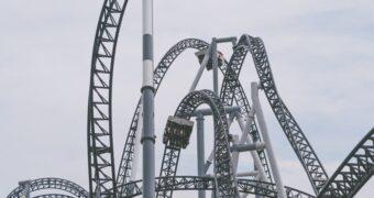 De rollercoaster waar iedereen inzit tijdens het daten