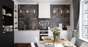 10x de allermooiste Scandinavische keukens