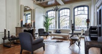 Dit dikke appartement staat te koop in het prachtige Amsterdam